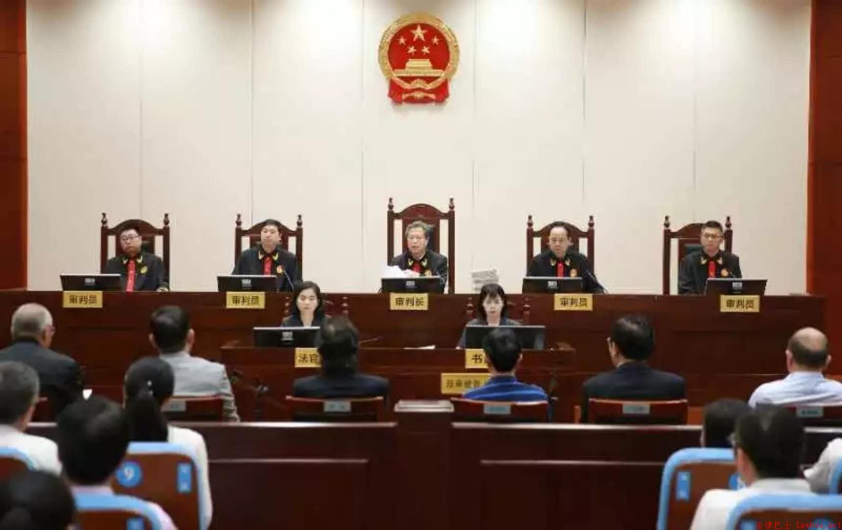 最高人民法院公开开庭审理顾雏军等再审一案 业界动态