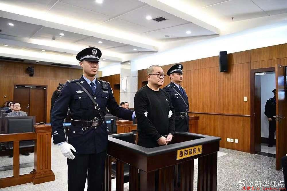 云南省高院对孙小果1997年犯罪再审公开宣判:死刑立即执行